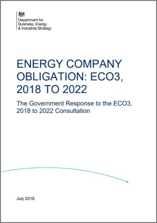 Energy Company Obligation - ECO3 and Flexible Eligibility / LA Flex