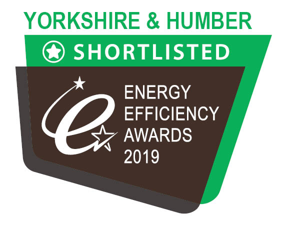 YES shortlisted twice in the Yorkshire & Humberside Energy Efficiency Awards