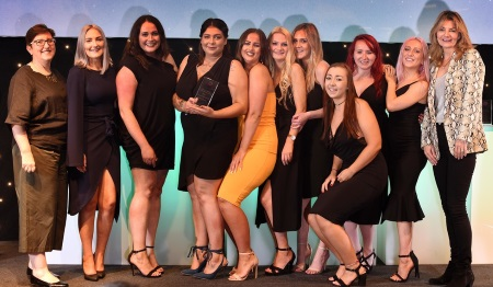Women in Housing 2018 - Award Winners