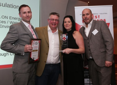 West Midlands Awards - winners