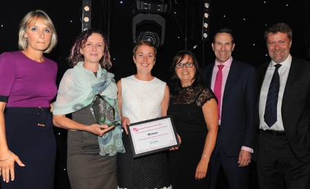 YES Scoops Public Service Excellence Award