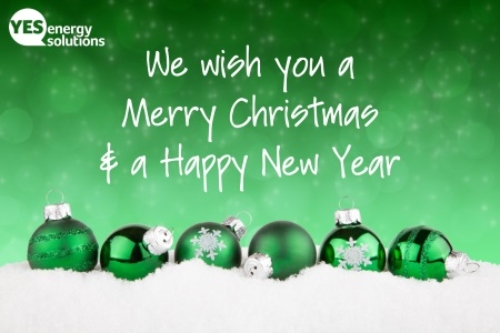 Merry Christmas from YES Energy Solutions