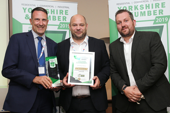 Award win for supporting vulnerable customers in Yorkshire