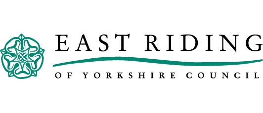 East Riding of Yorkshire Council logo - Gas Central Heating Scheme