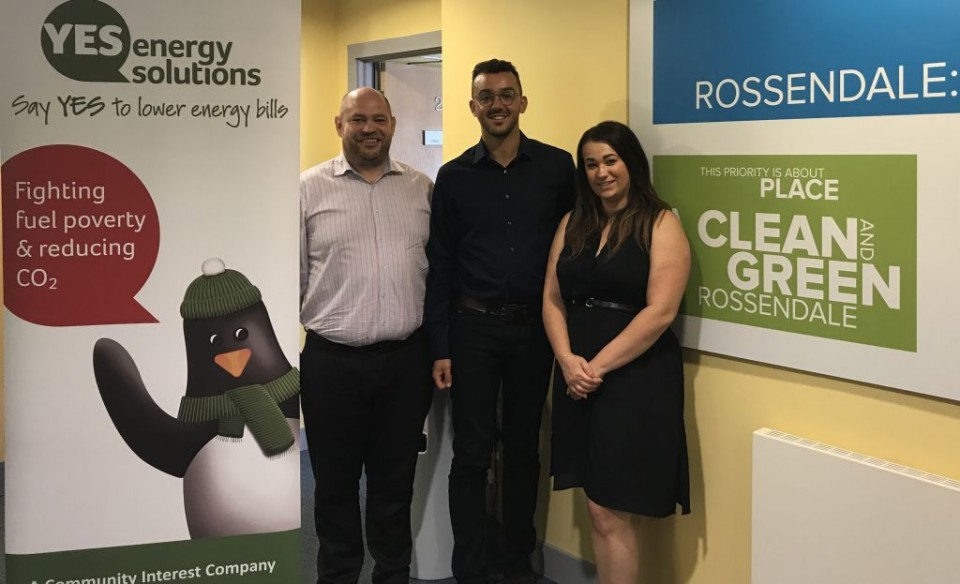 Rossendale's Affordable Warmth Scheme launches