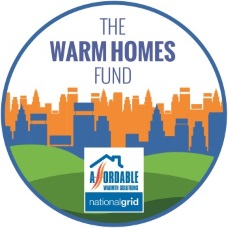 YES Energy Solutions transform heating with the National Grid Warm Homes Scheme Logo
