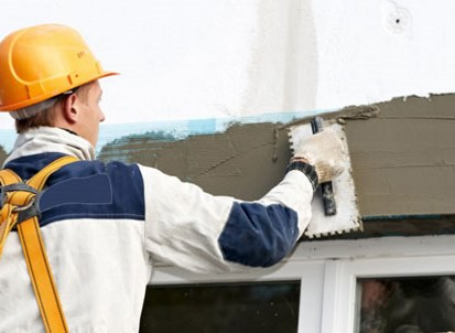 How Is External Wall Insulation Installed Yes Energy
