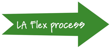 Process of Flexible Eligibility (LA Flex) in securing ECO funding